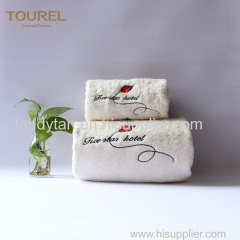 Custom Hotel Collection Towel 100% Cotton hotel collection bath towels