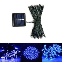 100 LED Solar Christmas Decorations Fairy Lighting