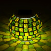 Home Decoration Mosaic Waterproof Solar Night Lighting