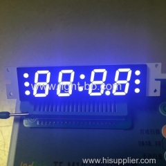 led clock display;custom led display;custom 7 segment;bluetooth speaker