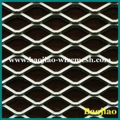 4X8 Feet Flattened Expanded Metal Mesh