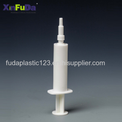 animal pharmaceutical 10ml packaging container 10cc syringe