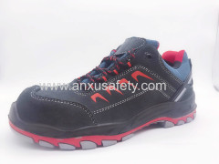 Rubber/PU outsole safety shoes
