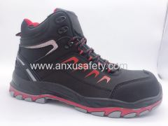 rubber outsole safety footwear/boot