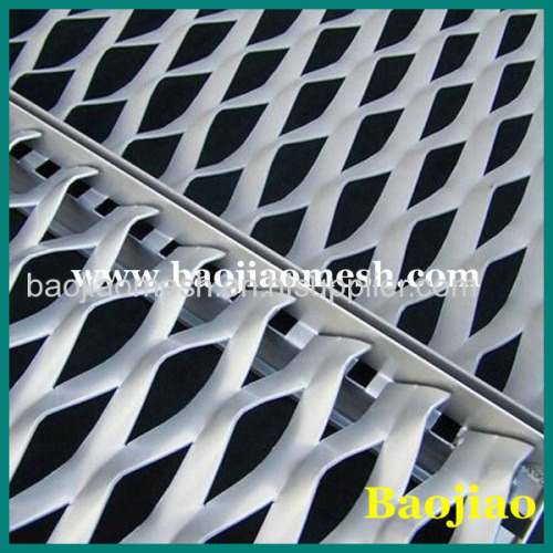 Security Fence Expanded Metal Mesh