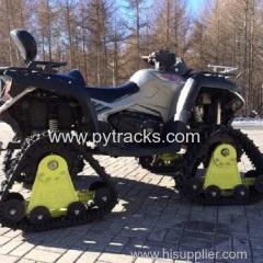 Rubber Track System for BMW Mini /Nim/ ATV / SUV/ Pick-up