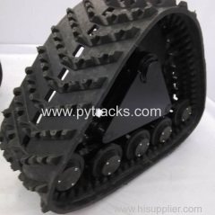 Rubber Track System for UTV/Mini Tractor/ SUV/ ATV