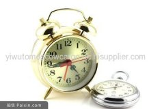 Low Price OEM Plastic Time Desktop LCD Digital Alarm Clock