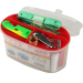 Ad Cheap disposable hotel amenity travel size adult sewing kits