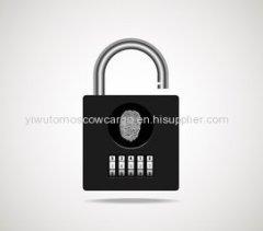 manufacturer 4 digits combination lock gym luggage lock