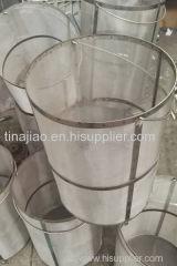 filter tube/filter cylinder/basket filter