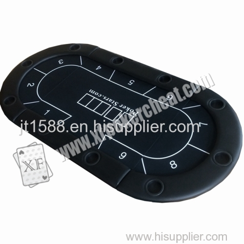 Wireless Casino Cheating Devices Perspective Table System Poker Game Monitoring System