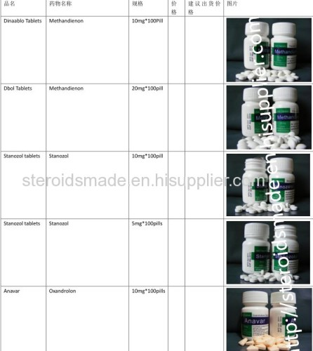 Injectable Medical Drostanolon Pro Steroid Masteron Hormone Bodybuilding Dromostanolon
