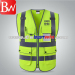 2018 Reversible double colored reflective safety vest/2018 Safety Vest Factory in China