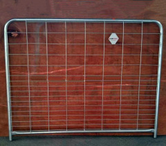 welded mesh gates welded gavanized wire mesh farm gates