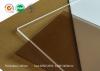 Hard coated pc sheet for aluminum extrusion