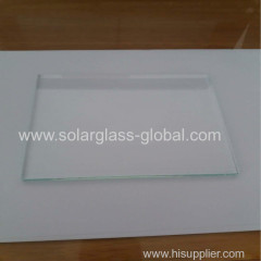 4mm Clear Tempered Safety Float Glass for Glass Greenhouse