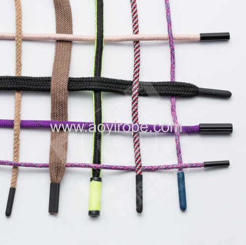 Polyester Nylon Yarn Flat Stripe