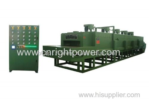 HEAVY WORKPIECE HEATING FURNACES
