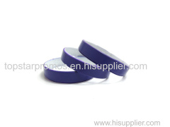Color coated wristbands for campaigns