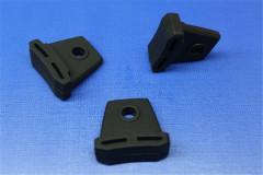 custom EPDM auto rear-left rubber mat / sealing part