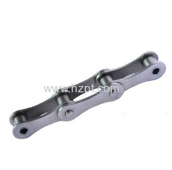 Double Pitch Stainless Steel Conveyor Chain C2052SS C2060HSS C2062HSS For Industrial or Engineering