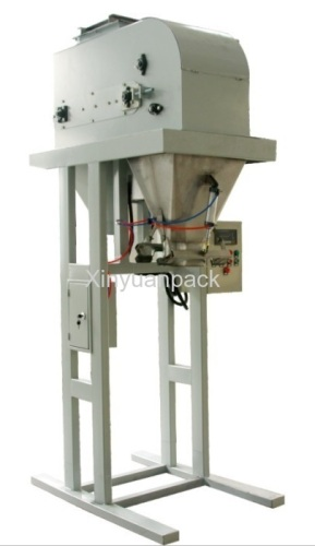 Organic fertilizer packing machine