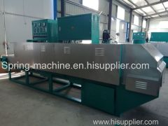 Continuous Hot-wind Tempering Furnace(Oven) Spring Machine Tempering Furnace(Oven)