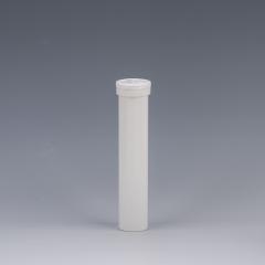 plastic effervescent tablet tubes