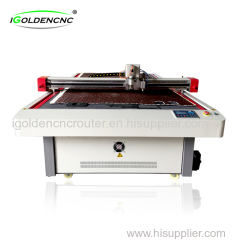 Leather cutting machine cnc router