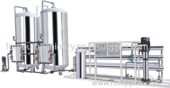 10000L/H Indusrial Use Reverse Osmosis System Water Treatment Machine