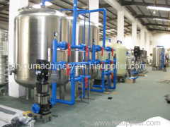 RO-25000L/H RO Water Treatment Machine