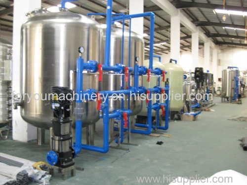 12000L/H RO Water Treatment Machine
