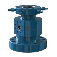 """Oilfield Wellhead API 6A Tubing Head Spool 7 1/16"""" x 10000 PSI"""