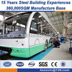 prefab workshop buildings Industrial Structural Steel Workshop anti-corrosion