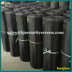 Black Wire Cloth In Filter Mesh