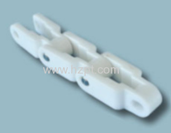 Plastic Conveyor Chain CC631D CC600 CC600F For Food And Beverage Industry