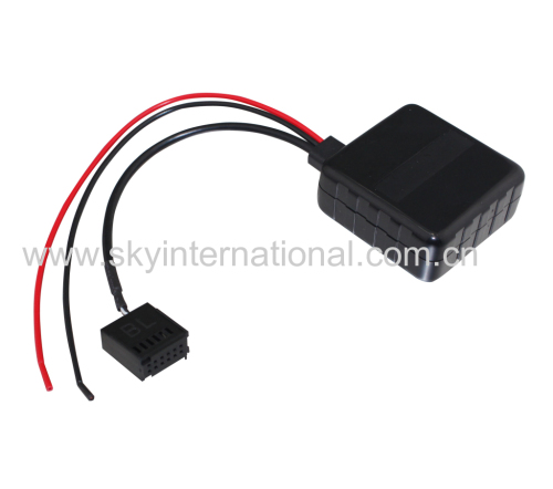 Bluetooth Module Adapter For Ford Focus Fiesta Cd6000 Stereo With Filter