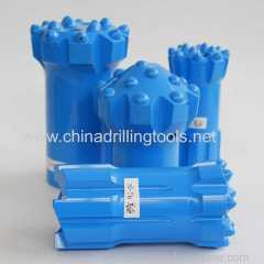 high quality thread retrac button bits for drilling