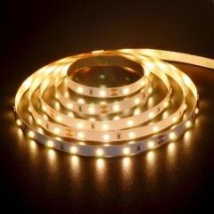Warm white 2835 LED strip lights 12V
