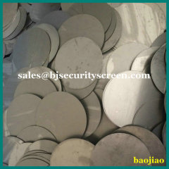 Stainless Steel Filter Disk
