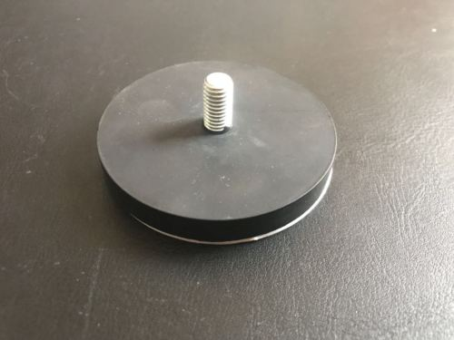Super n52 neodymium rubber coated magnets for sale
