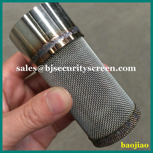 400 micron stainless steel Grain filter basket