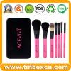 Metal Cosmetic Tin Box For Eye Shadow/Blusher/Fake Tan