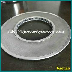 stainless steel aluminum rim for Disk mesh cloth packs
