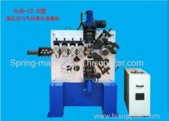 12 mm automatic wire forming machine spring forming machine multi forming machine forming machine