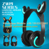 Luminous Ear Cat Bluetooth Headphone