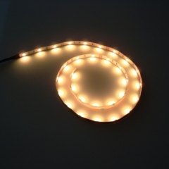 Yellow 5050 smd LED strip lights