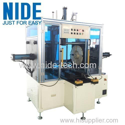Horizontal Type Stator Winding Final Forming Machine