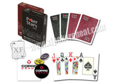 Copag Poker Star Marked Playing Cards